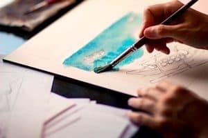 Cours aquarelle - Activité authentique et originale Bretagne