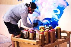 Initiation Street Art - Activité authentique et originale Bretagne