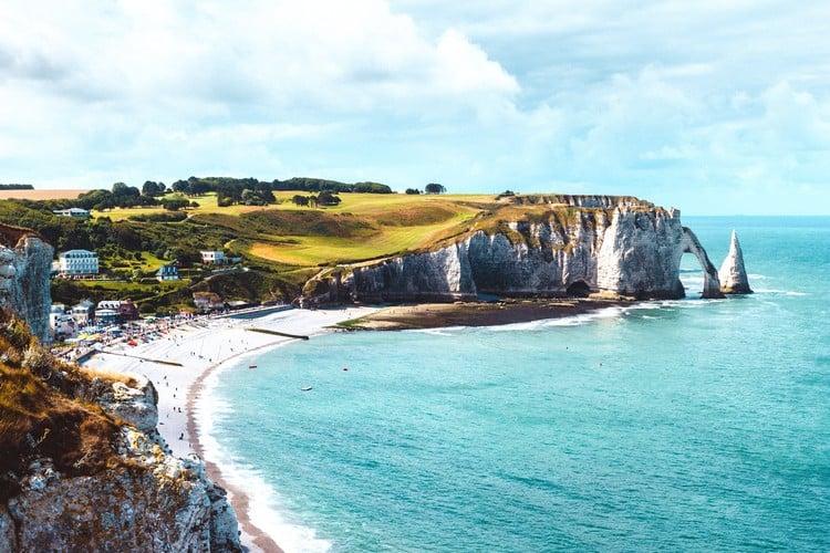 Activités originales Normandie- Falaises Etretat Deauville Honfleur