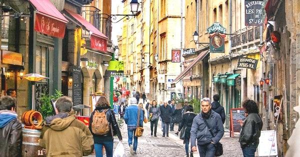 Visite Vieux Lyon - weekend paques