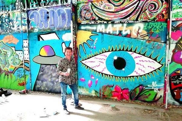 Street Art DIY EVG Paris France