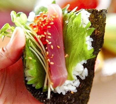 Cours de Sushi Maki Paris EVJF