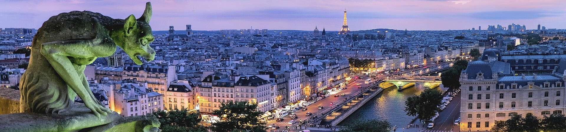4 manières de visiter Paris de façon insolite