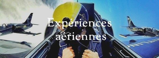 Experiences aeriennes - Tours and activities France