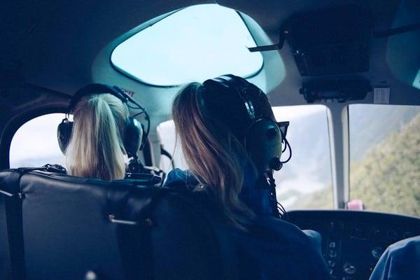 Top 5 des lieux incontournables pour faire un vol en hélicoptère en France