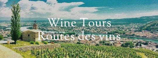 Wine tours Route des vins France - Tours and activities