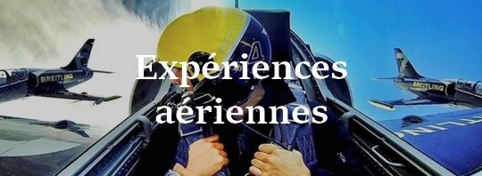 experiences aeriennes air france - avion chasse helicoptere