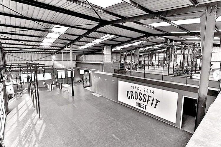 Séance Crossfit Brest - Activites Sport Finistere Bretagne