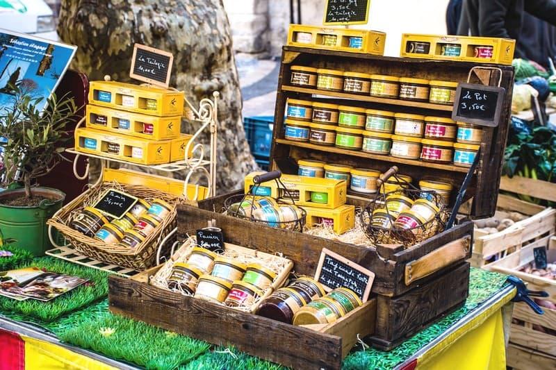 Activites experiences originales PACA food tour aix-en-provence