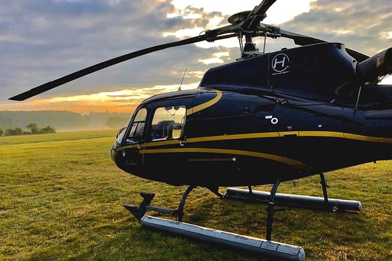 Vol bapteme helicoptere Bordeaux