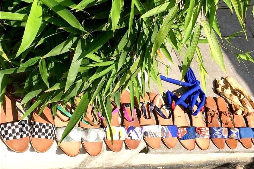 Atelier DIY sandales - Paris