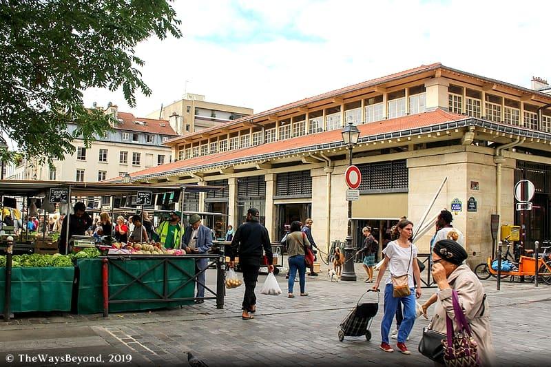 Visite guidee quartier des quinze vingts - Paris - Guide local - bastille marché aligre