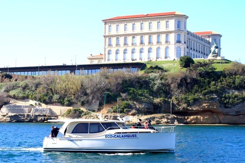 croisiere historique marseille bateau eco responsable ecologique