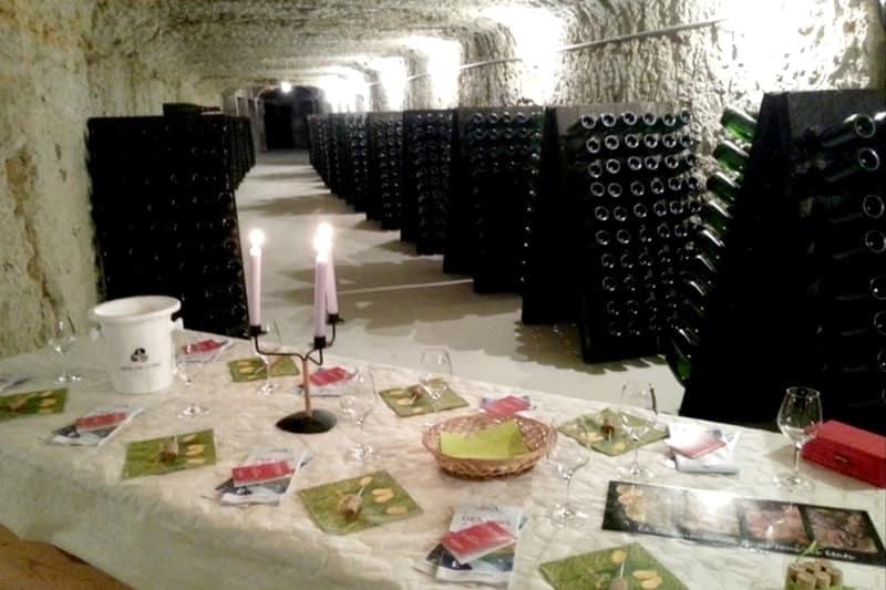 decouverte oenologique vins de loire aoc vouvray degustation cave vignoble touraine angers tours