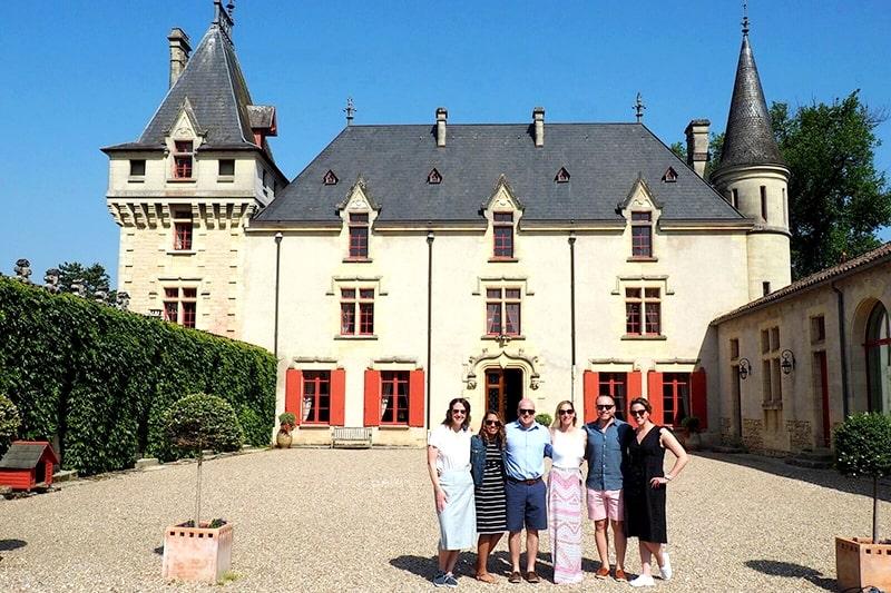 Visite guidee journee circuit vin oenologie bordeaux medoc saint emilion