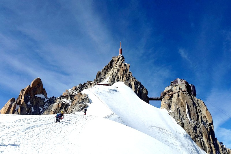 visite Aiguille du Midi guide local prive