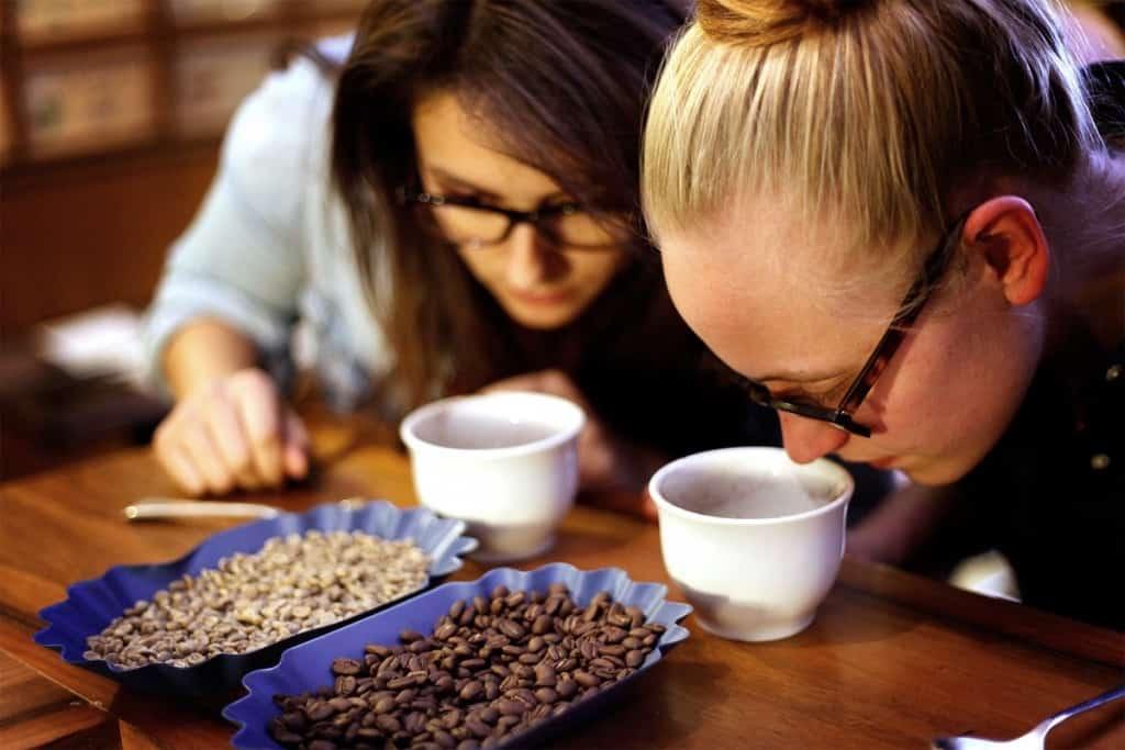 atelier degustation cafe paris