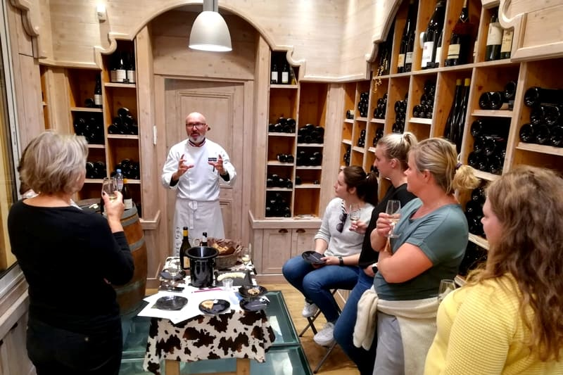 degustation vins et fromages savoie Annecy