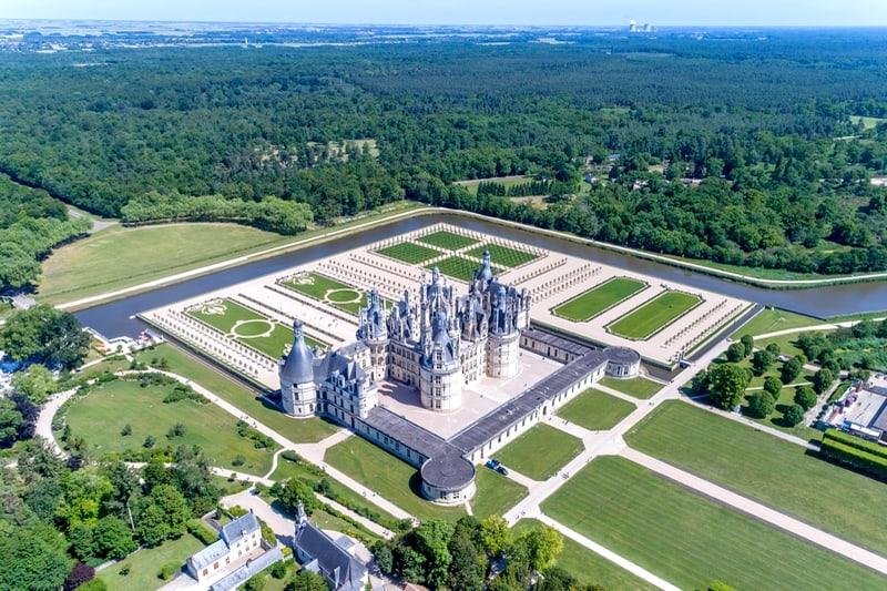 vol helicoptere bapteme panoramique chenonceau amboise chateau loire survol