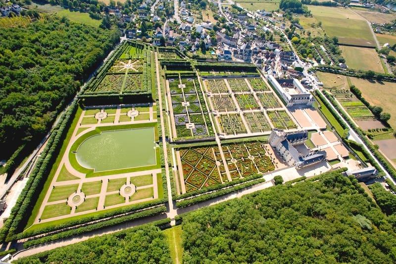 vol helicoptere bapteme panoramique villandry chateau loire survol
