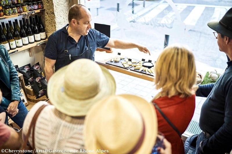 visite gourmande du Vieux Lyon
