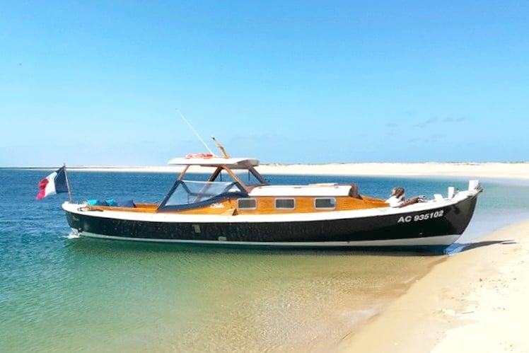 croisiere bateau pinasse arcachon cap ferret