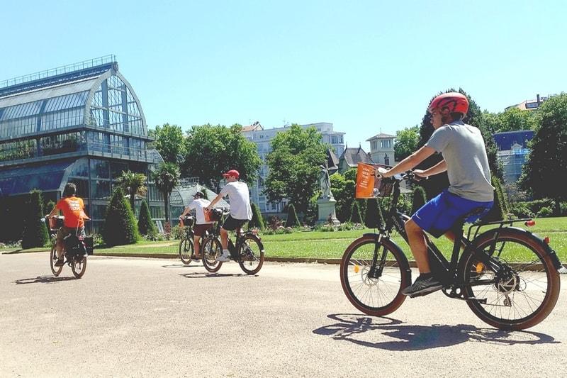 visite guidee lyon velo electrique bike tour