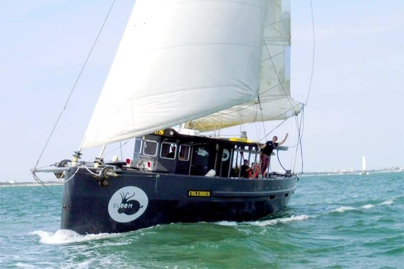 croisiere privee voilier bateau la rochelle maxi catamaran groupe expedition boyard ile de re
