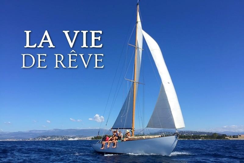 croisiere cannes voilier yacht