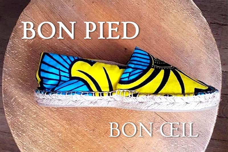 Tidden - Atelier diy coordonnerie fabrication de chaussures paris espadrilles