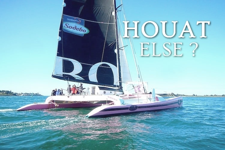 Tidden - croisière catamaran voiier golfe du morbihan ile de houat