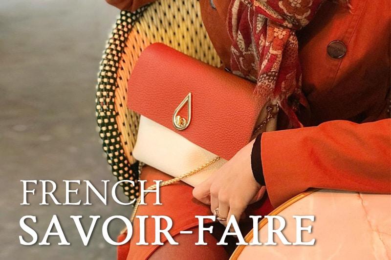 Tidden - Atelier diy sac à main cuir maroquinerie fabrication creation