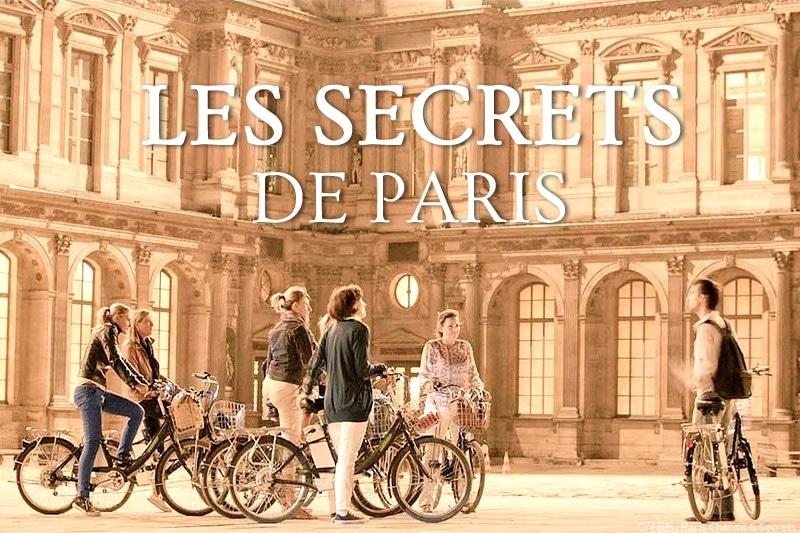 Tidden - visite guidee paris secrets velo electrique guide