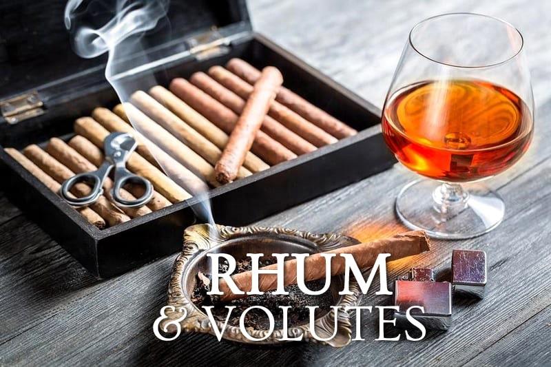 Tidden - atelier degustation rhum et cigare paris