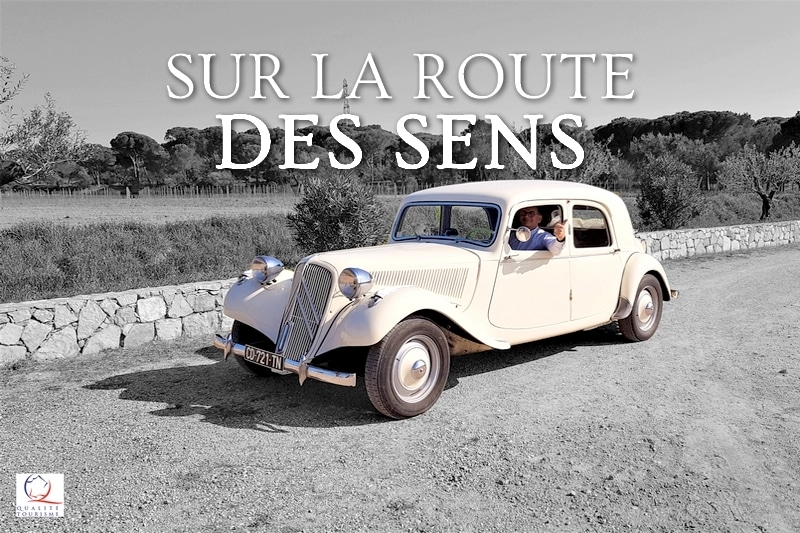 Tidden - Route des parfums Grasse voiture privee