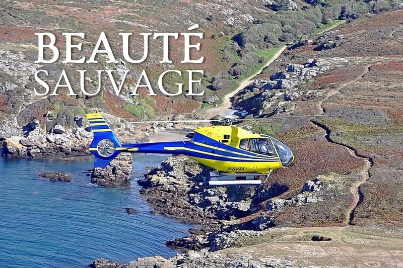 Tidden - vol bapteme helicoptere vendee sables olonne et cote sauvage