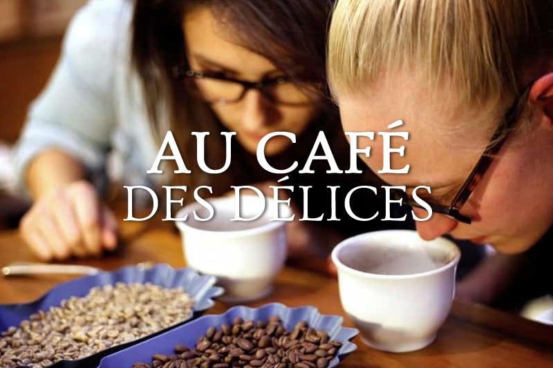 Tidden - atelier degustation cafe paris