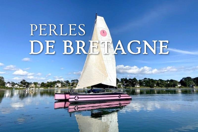 Tidden - Croisiere voilier catamaran morbihan journe quiberon ile de houat