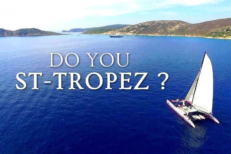 Tidden - croisiere voilier catamaran cap taillat saint tropez