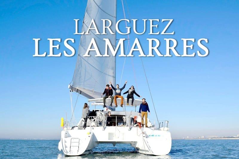 Tidden - voilier catamaran croisiere privee avec skipper la rochelle ile de re fort boyard ile oleron 13 personnes