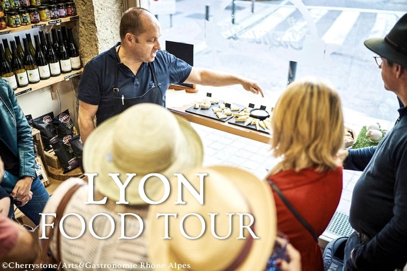Tidden - Lyon food tour visite guidee vieux lyon guide prive