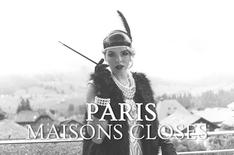 Tidden - visite guidee guide prive conferenciere Paris maisons closes