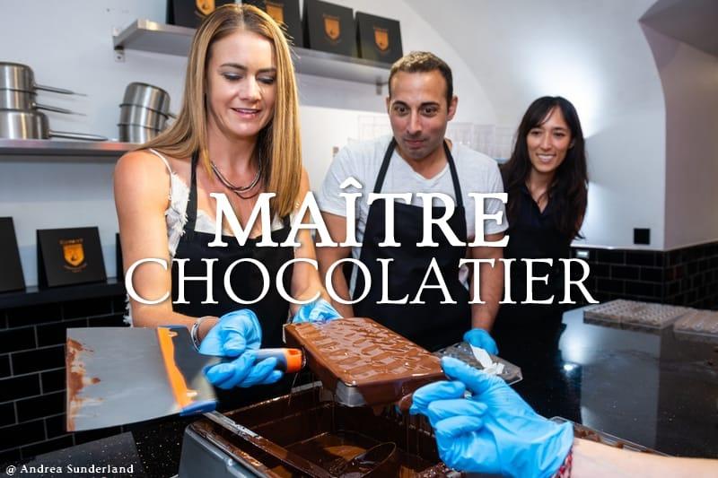 Tidden - atelier cours diy chocolat paris chocolatier artisanal