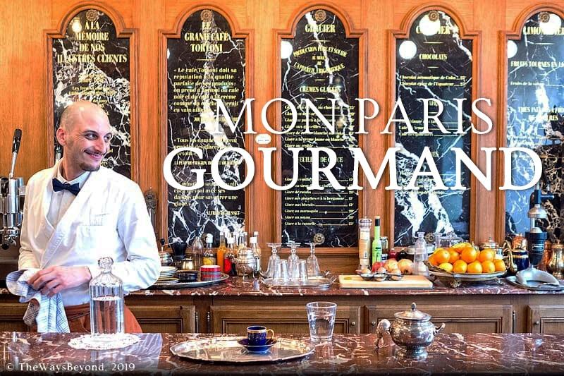 Tidden - viste guidee paris gourmand patisserie cafe guide prive