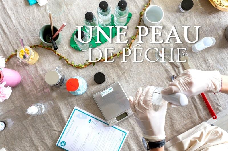 Tidden - Atelier fabrication creation cosmetique bio soin du corps