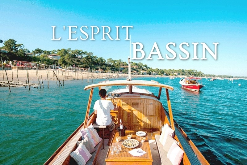 Tidden - croisiere journee bassin arcachon pinasse bateau bois traditionnel exclusive