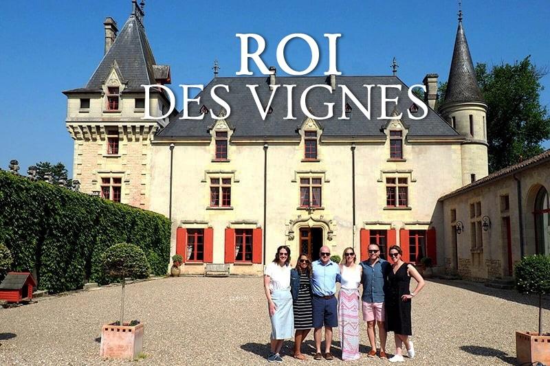 Tidden - visite guidee saint emilion degustation vignoble chateau