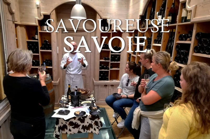 Tidden - atelier privee degustation vin et fromages de savoie aoc mof