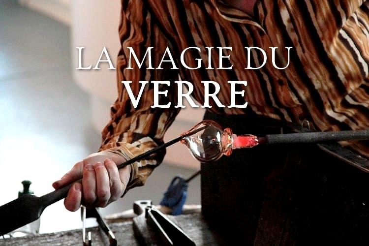 Tidden - initiation soufflage de verre bretagne saint malo mont saint michel saint meloir