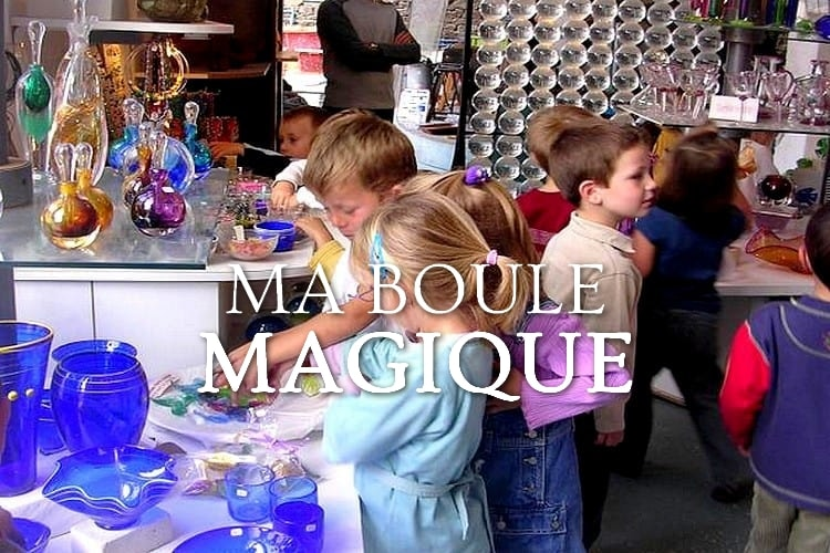 Tidden - atelier soufflage de verre famille activite bretagne saint malo mont saint michel saint meloir